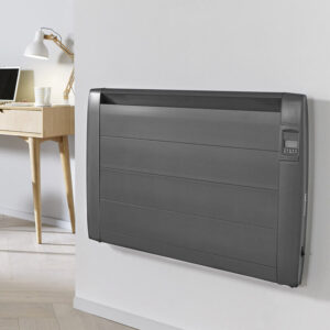 Slimline Digital Electric Radiator Anthracite