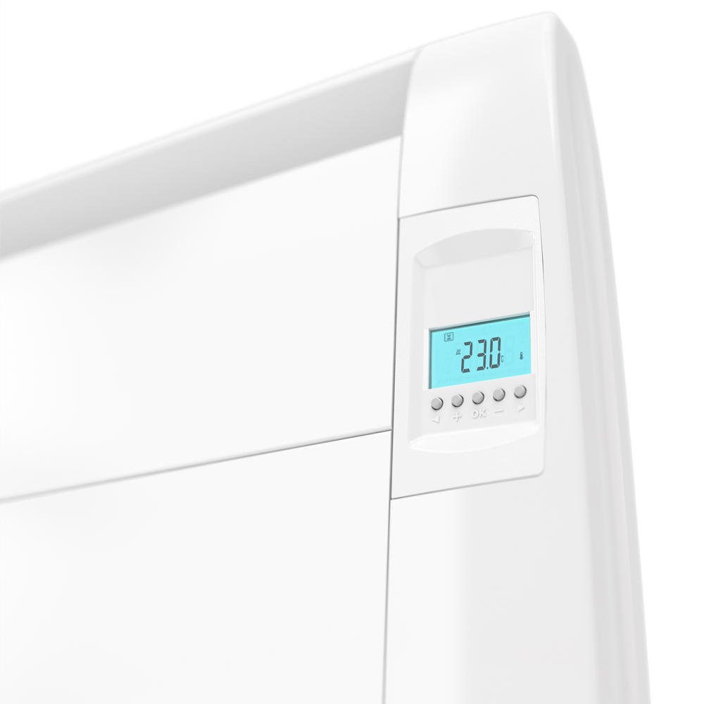 Fully Controlable Electric Radiator Thermostat