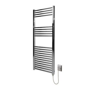 Classic Chrome Towel Rail 1250 x 500