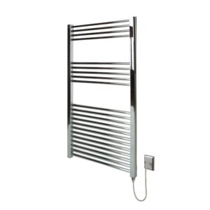 Classic Chrome Towel Rail 1250 x 600