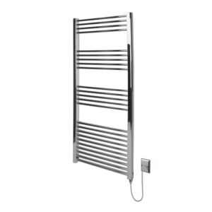 Classic Chrome Towel Rail 1400 x 600