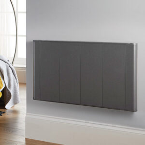 Slimeline Curve Anthracite Electric Radiator