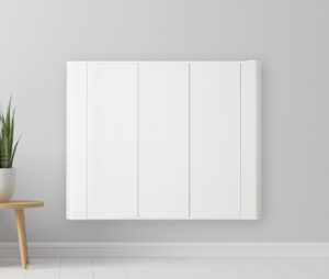Slimline Curve Electric Radiator
